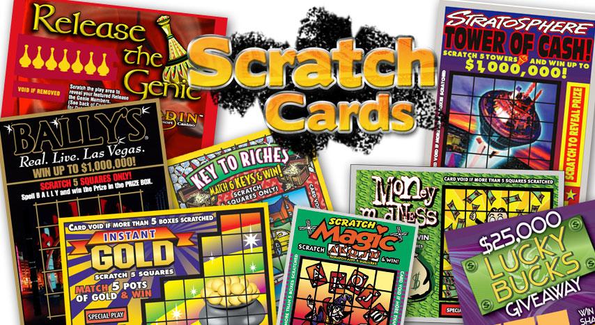 scratchcards | Euro Palace Casino Blog