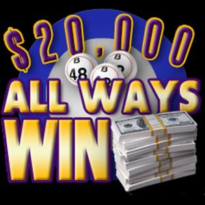 All Ways Win Bingo