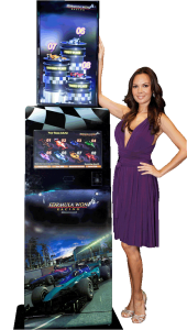 Formula Won™ launched at G2E 2013, raises the bar on kiosk promotion technology