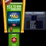 Kick-for-Cash