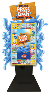 Press for Cash Summer Splash PP46
