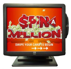 Spin-a-Million