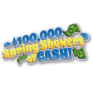 Spring Showers of Cash