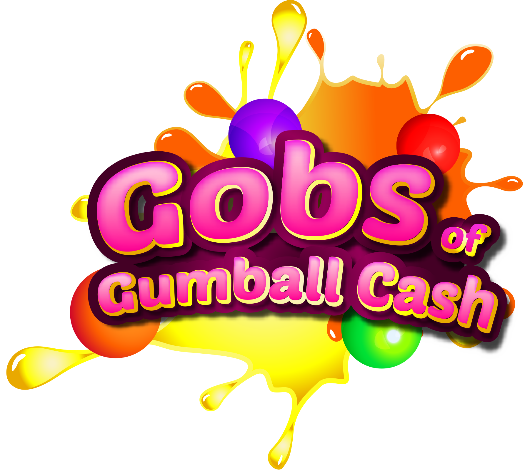 Gobs of Gumball Cash - SCA Gaming