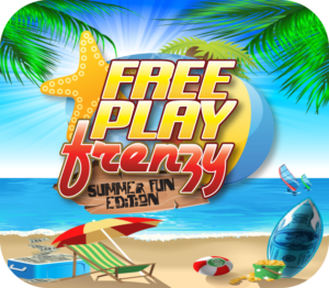 Free Play Frenzy, Summer Fun Edition
